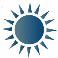 Sun Weather Icon