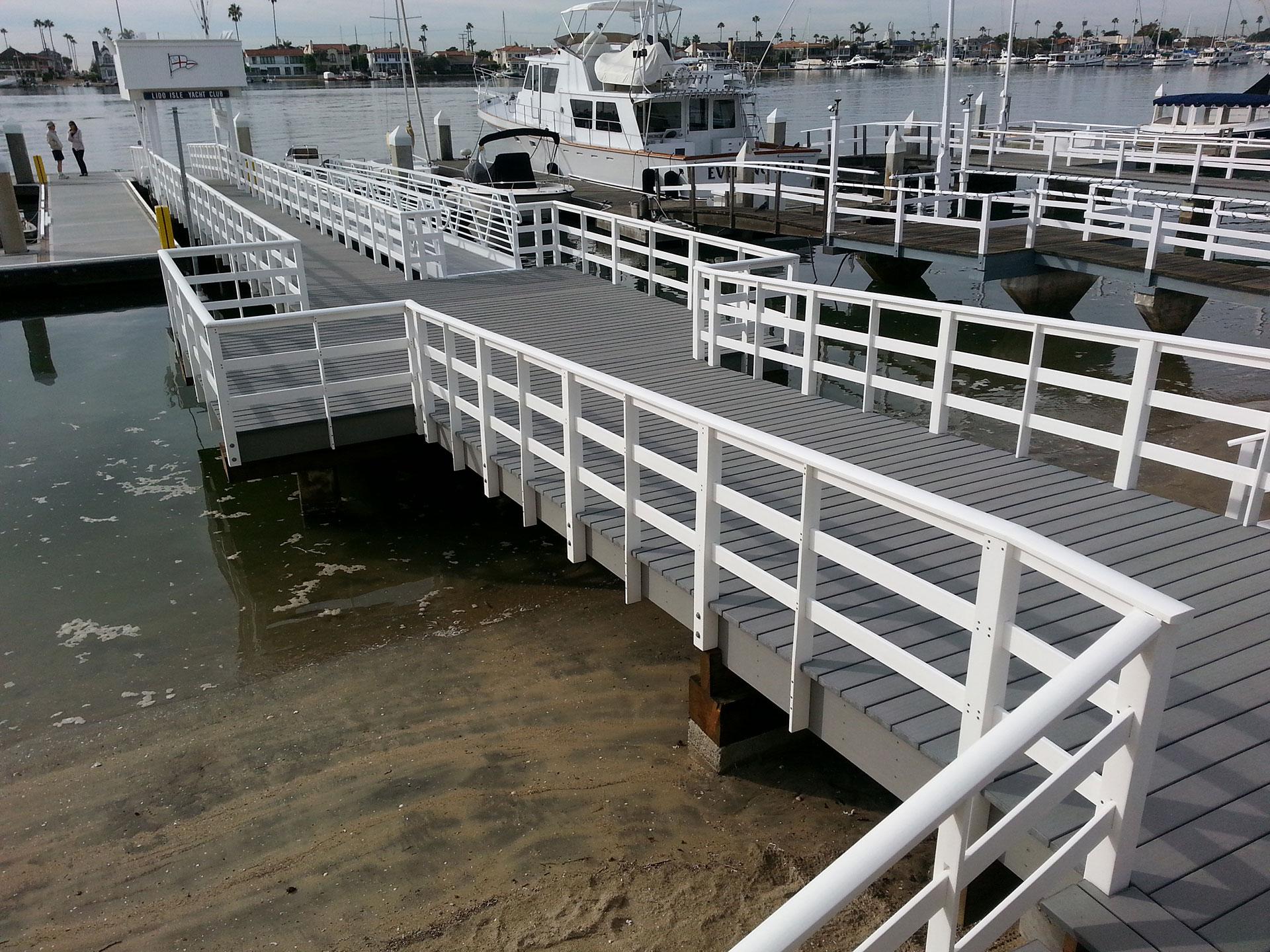 DuxxBak Dock and Marine Inspiration image showing dock and walkway